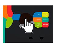 Gestión Táctil Logo